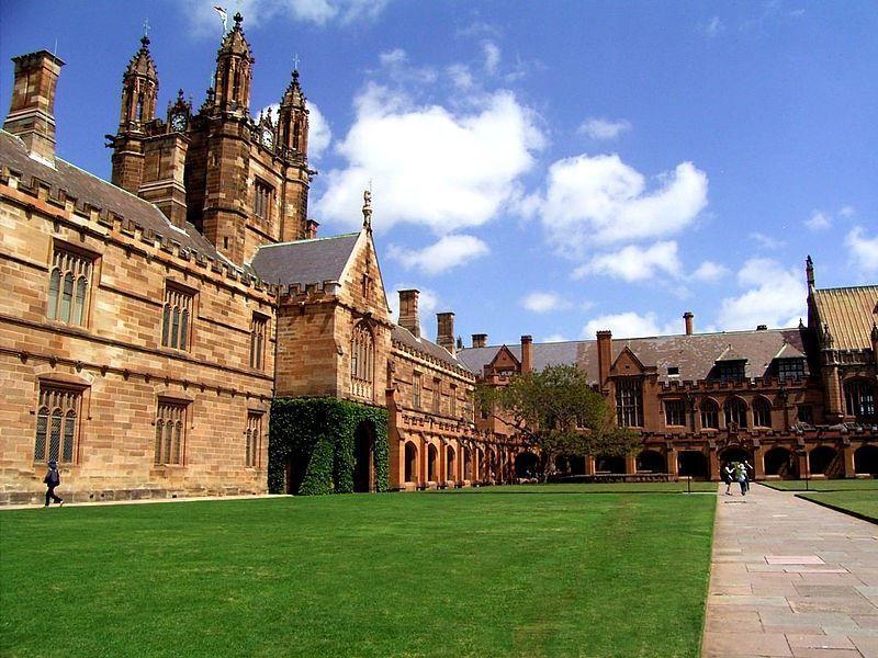Университет город Сидней