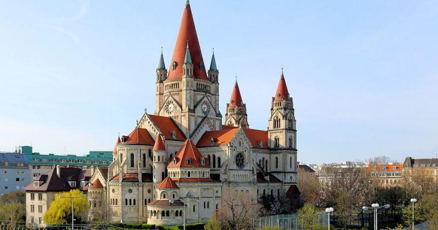 Скачать онлайн бесплатно лучшее фото города Вена в хорошем качестве