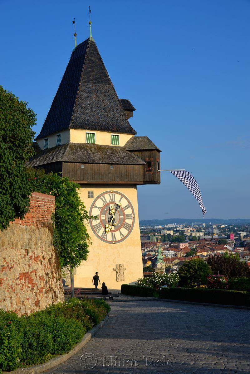 Смотреть красивое фото город Грац
