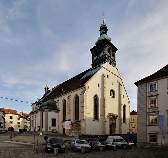 Собор город Грац