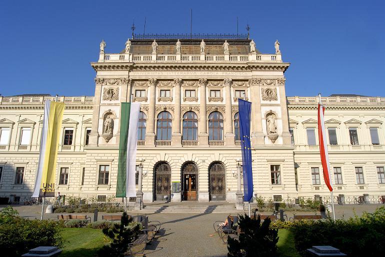Университет город Грац