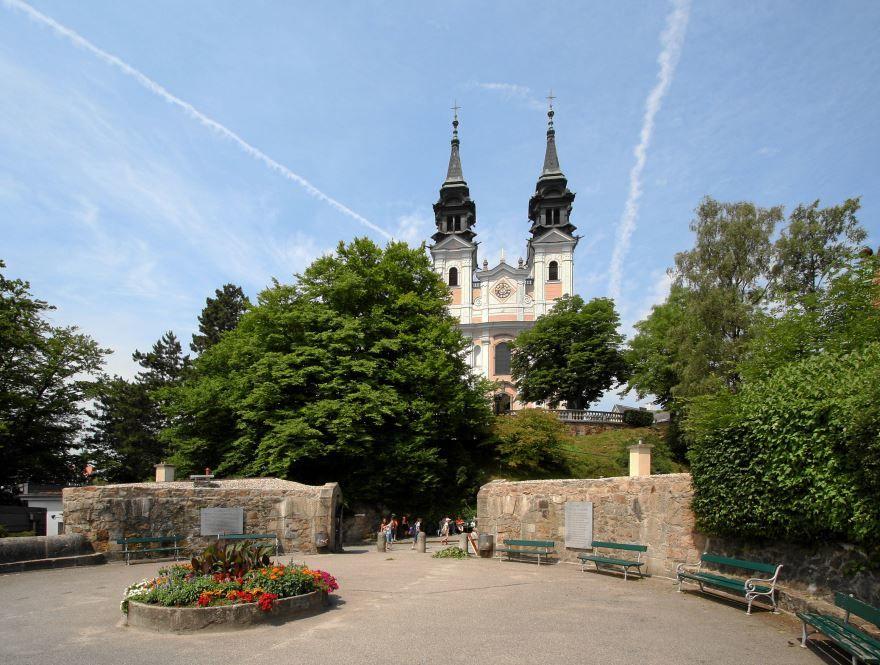 Фото город Линц Австрия