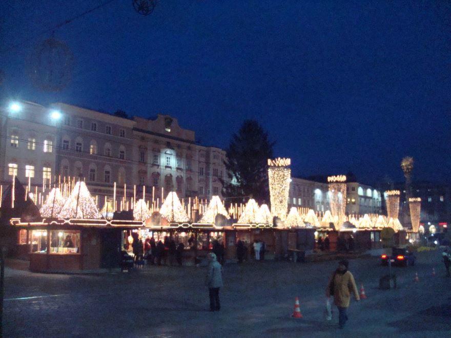 Скачать онлайн бесплатно лучшее фото города Линц в хорошем качестве