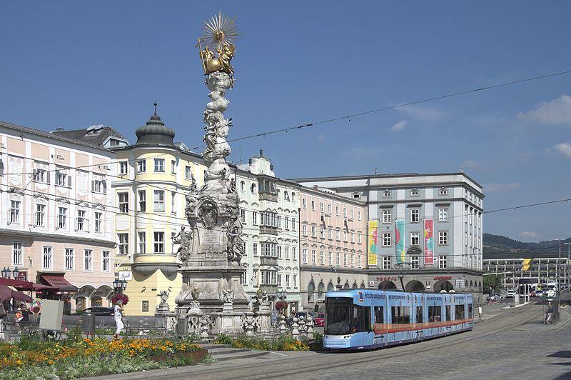 Смотреть красивое фото города Линц 2018