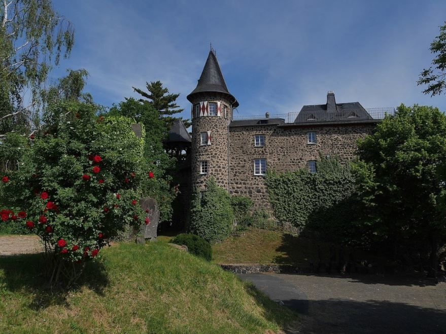 Замок город Линц