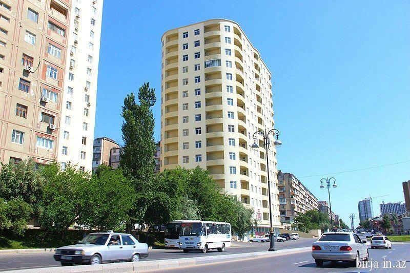Улица города Гянджа Азербайджан
