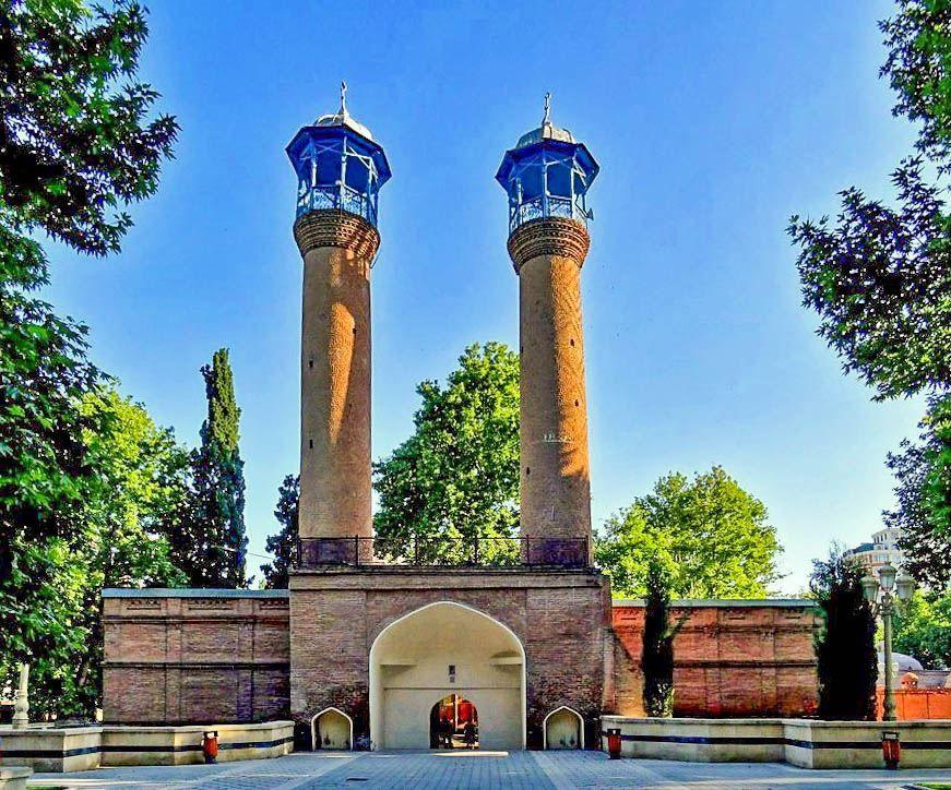 Джума мечеть Мечеть шах Аббаса