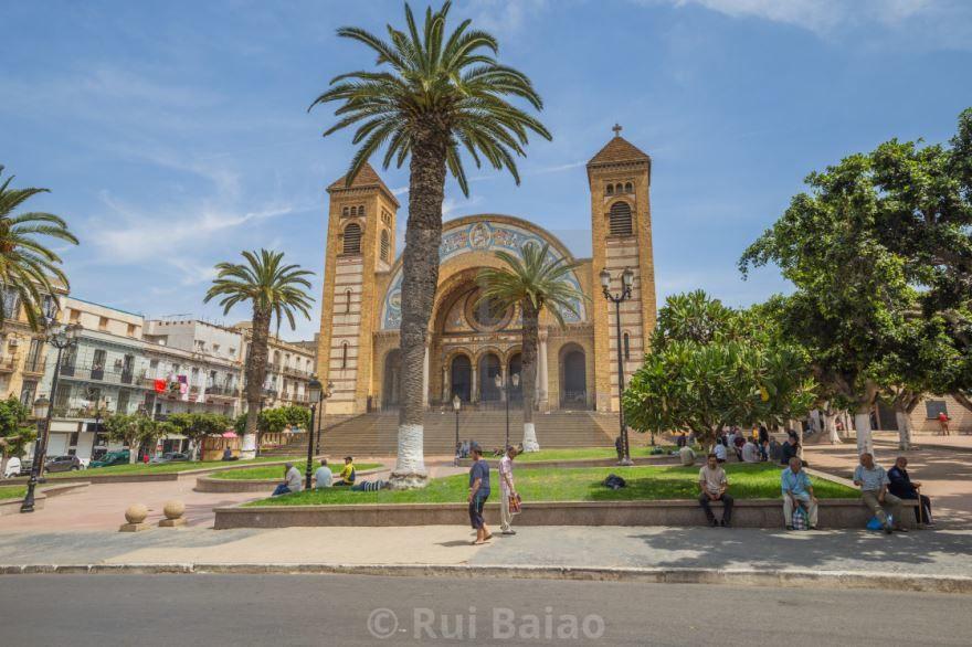 Смотреть красивое фото город Оран Алжир