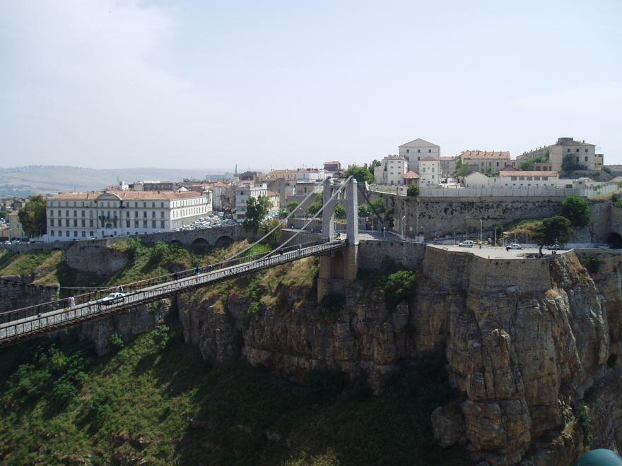 Смотреть красивое фото город Константина Алжир