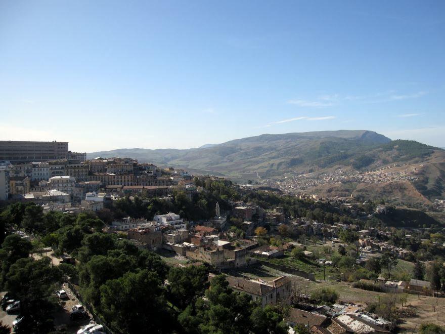 Вид на город Константина