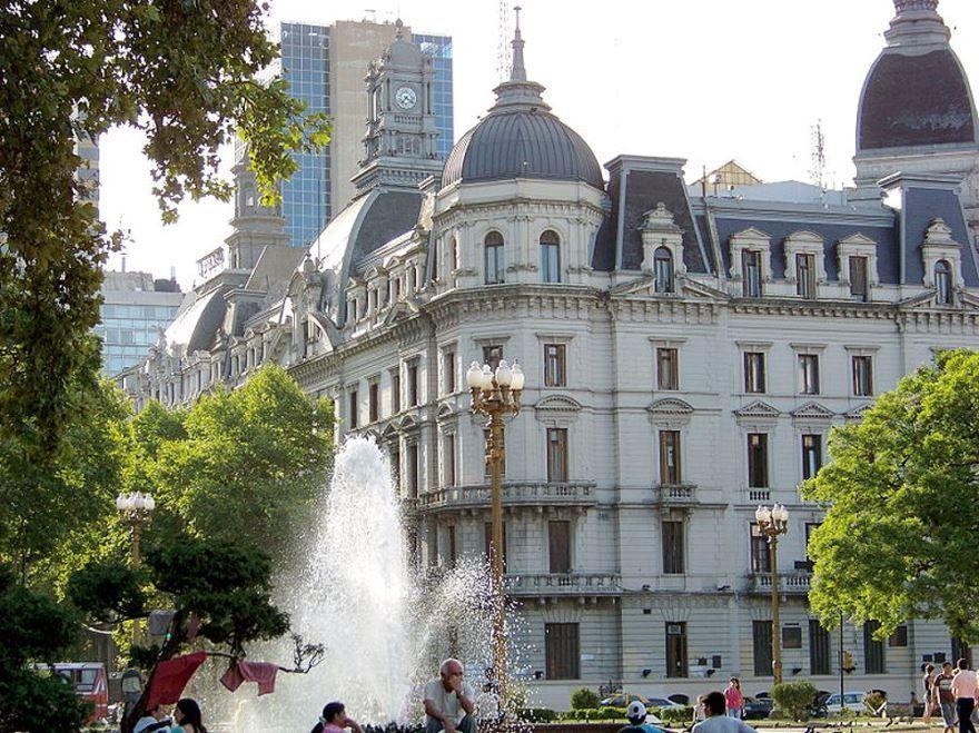 Фото город Буэнос Айрес Аргентина