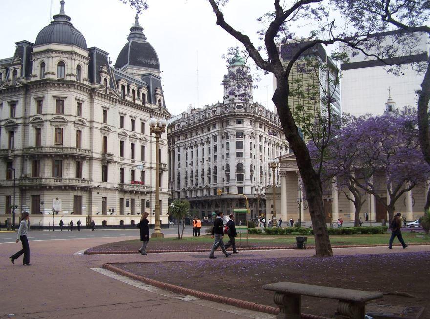 Смотреть красивое фото город Буэнос Айрес Аргентина