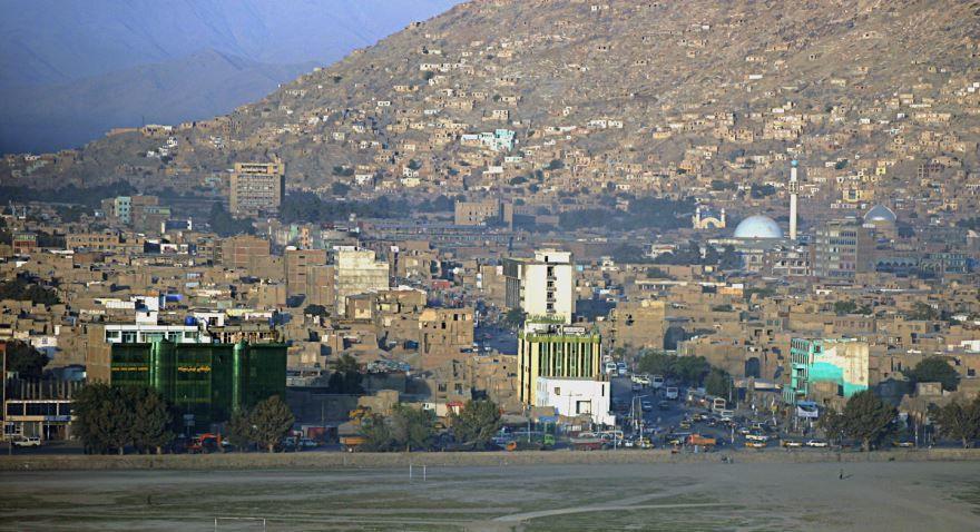 Смотреть красивое фото город Кабул