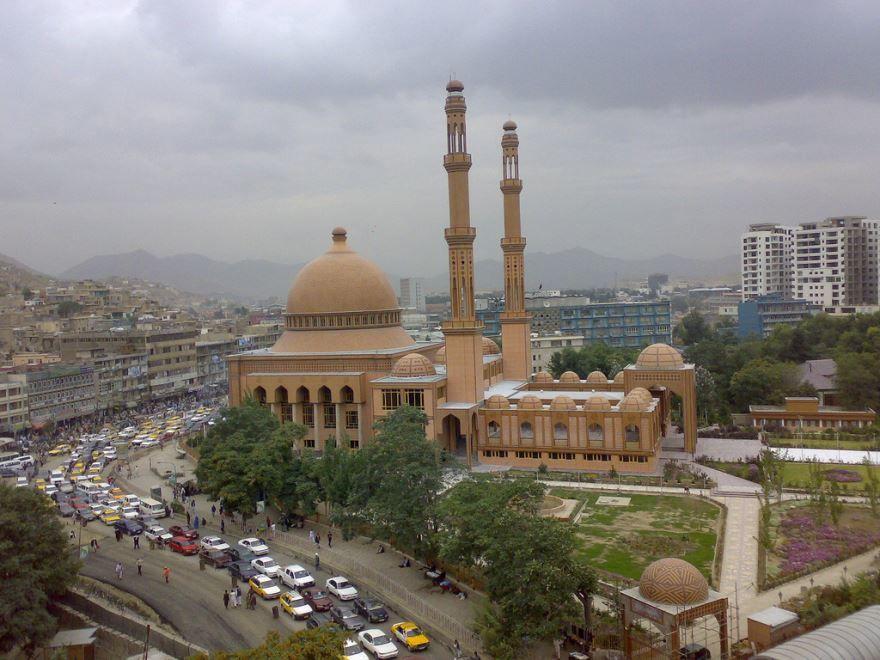 Скачать онлайн бесплатно лучшее фото города Кабул в хорошем качестве