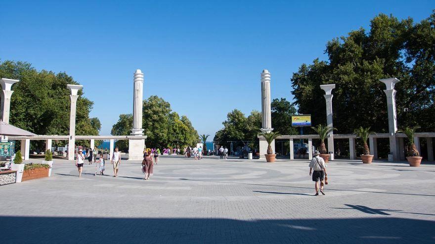 Фото города Варна 2018 Болгария