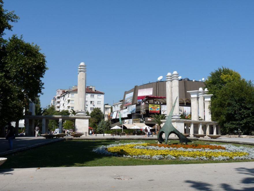 Смотреть красивое фото город Варна