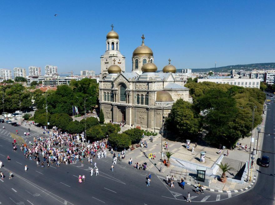 Скачать онлайн бесплатно лучшее фото города Варна в хорошем качестве