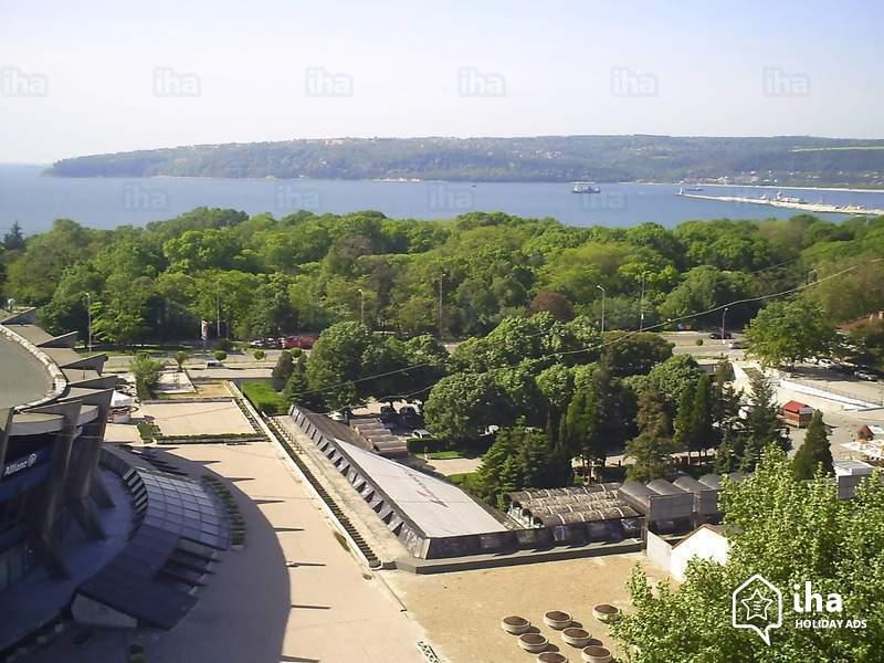 Панорама город Варна