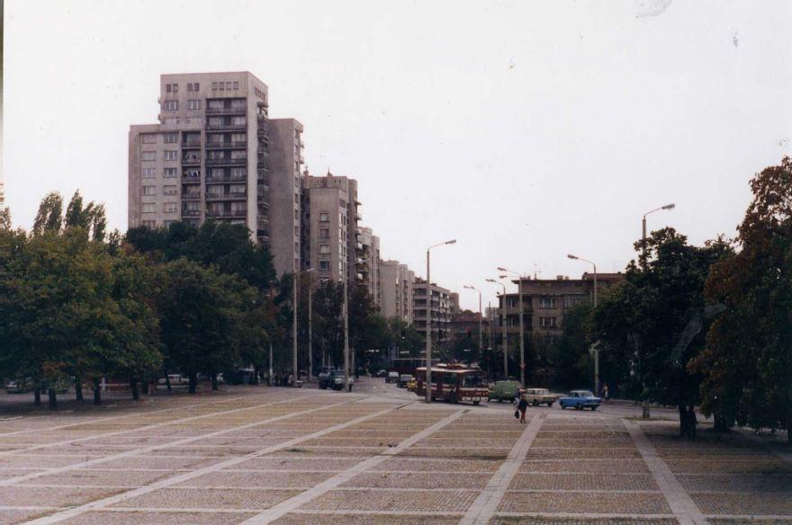 Фото города Русе Болгария