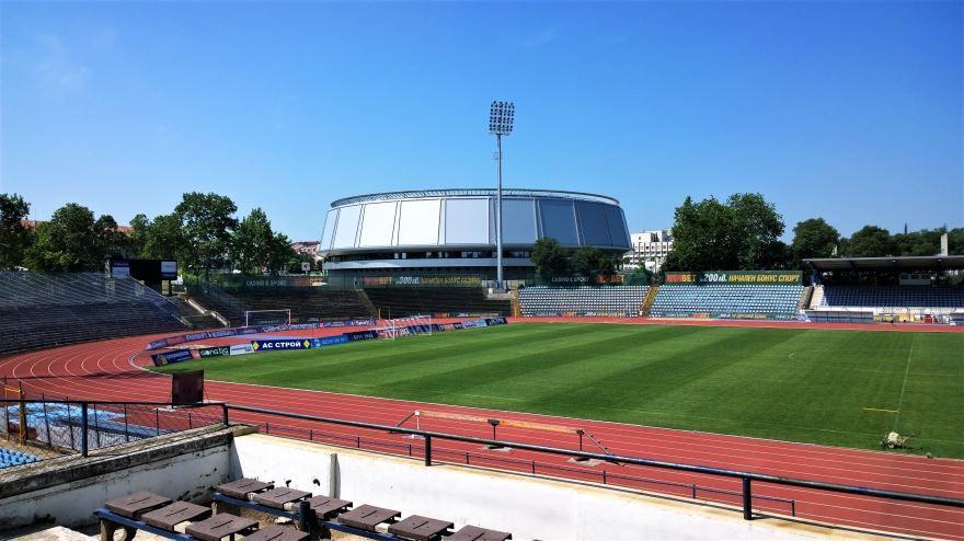 Стадион город Русе