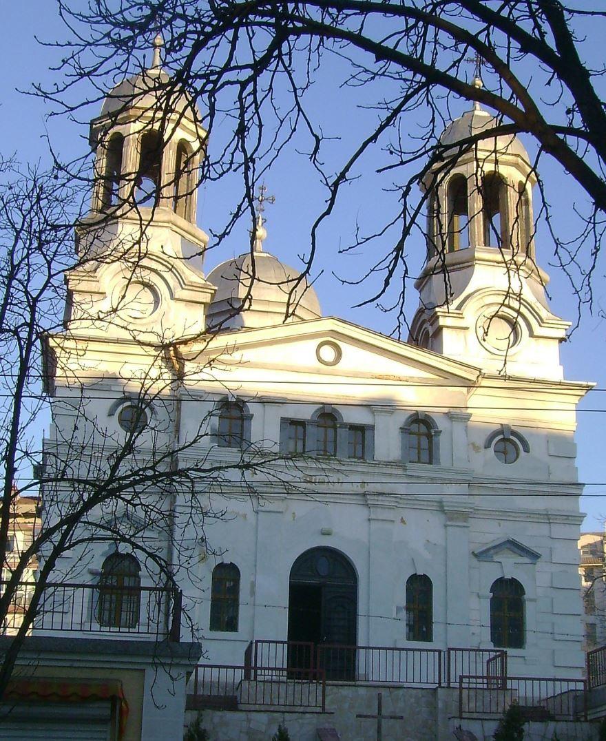 Собор город Плевен