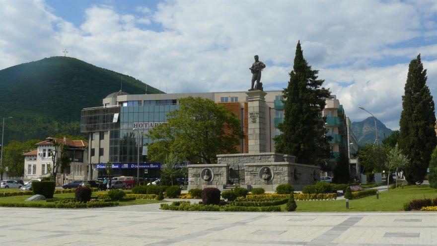 Достопримечательности город Сливен