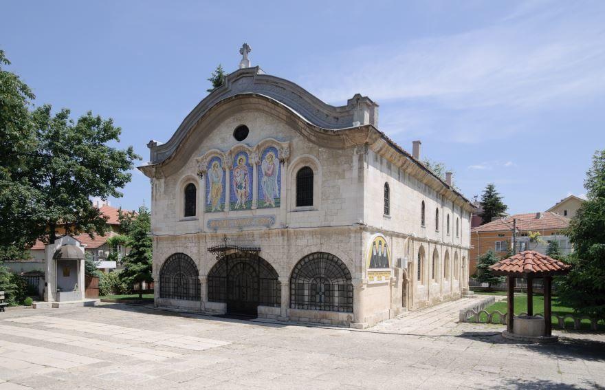 Церковь Святого Георгия город Добрич