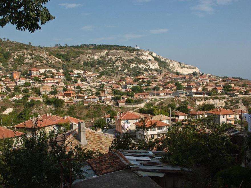 Панорама город Добрич
