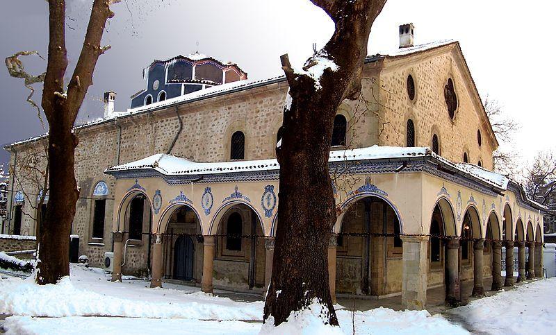 Церковь Святой Марины город Перник
