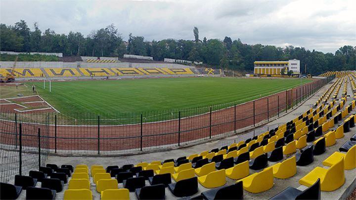 Стадион город Перник