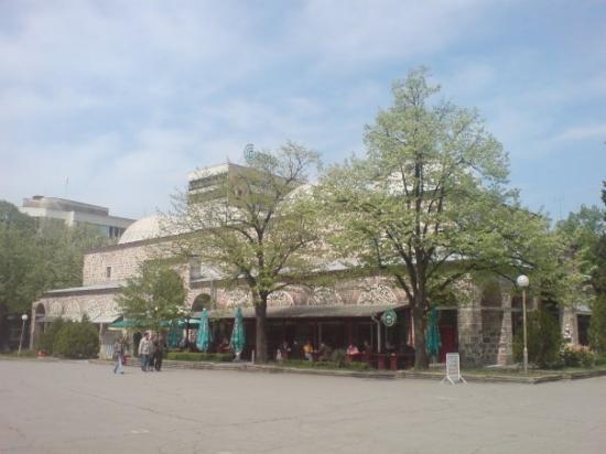 Фото город Ямбол Болгария