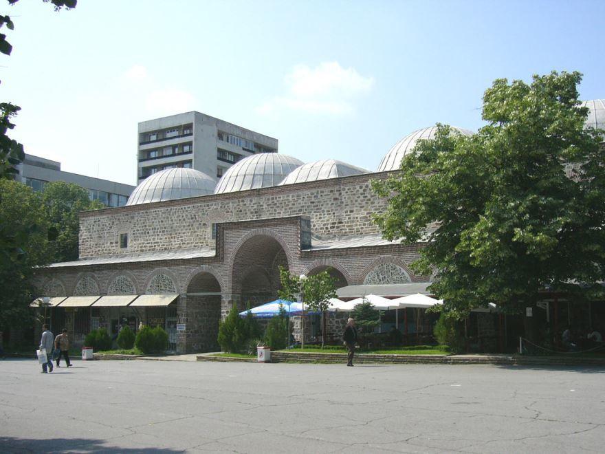 Город Ямбол Болгария
