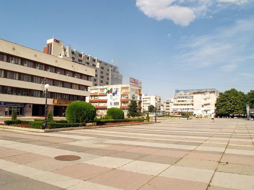 Фото город Ямбол