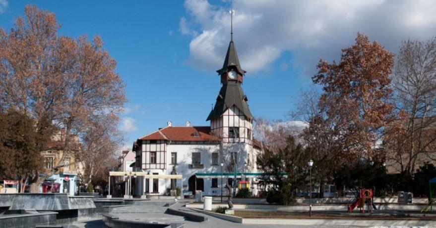 Скачать онлайн бесплатно лучшее фото центр города Пазарджик в хорошем качестве
