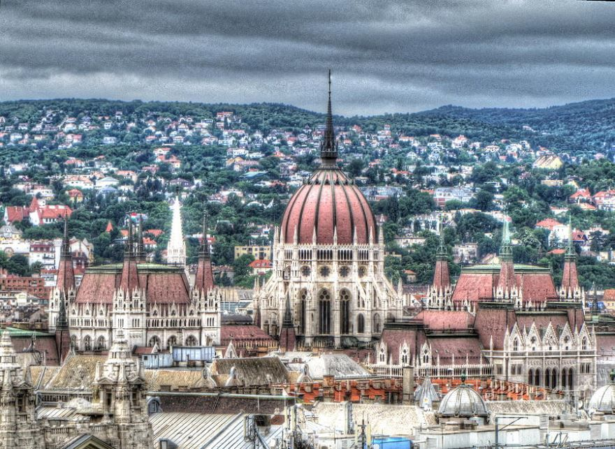 Скачать онлайн бесплатно лучшее фото города Будапешт в хорошем качестве