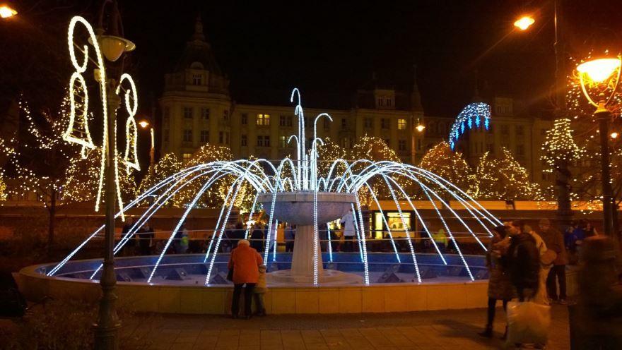 Фото города Дебрецен Венгрия