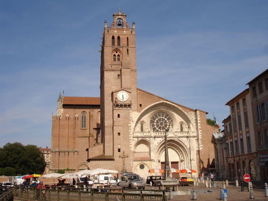 Фото город Тулуза