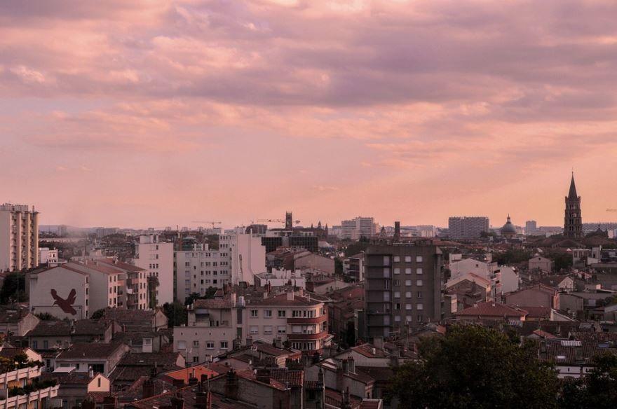 Скачать онлайн бесплатно лучшее фото город Тулуза в хорошем качестве