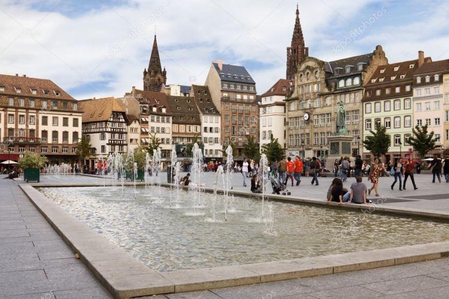 Смотреть красивое фото город Стасбург 2019