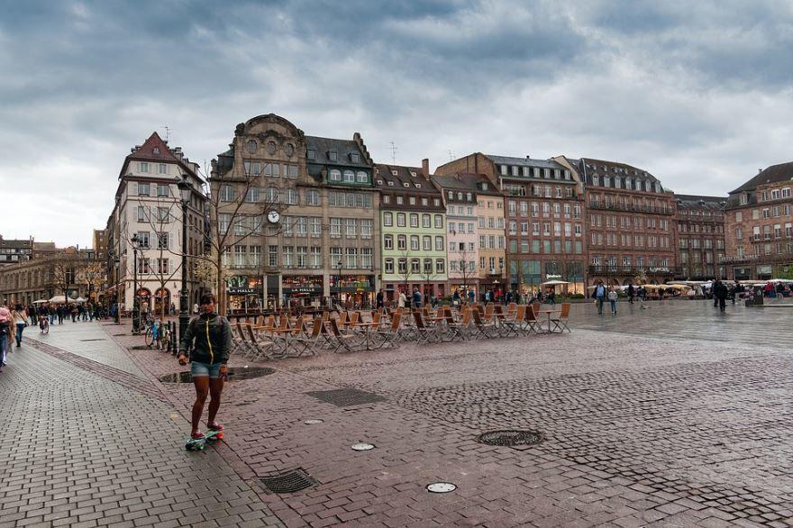 Фото город Стасбург