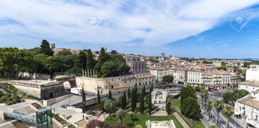 Смотреть красивое фото город Монпелье