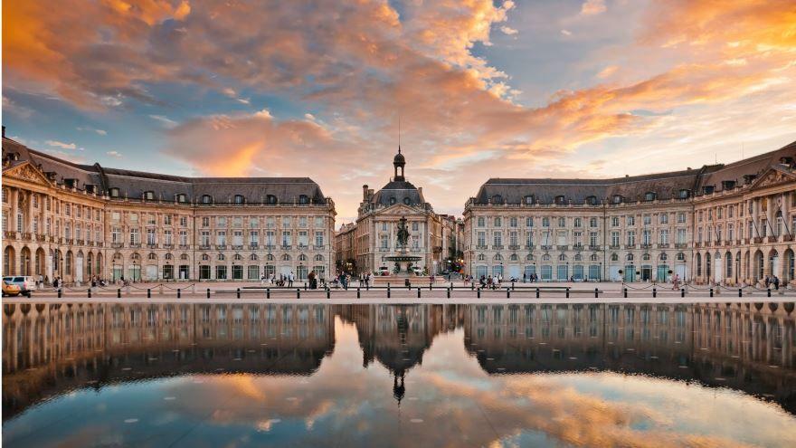 Смотреть красивое фото город Бордо 2018