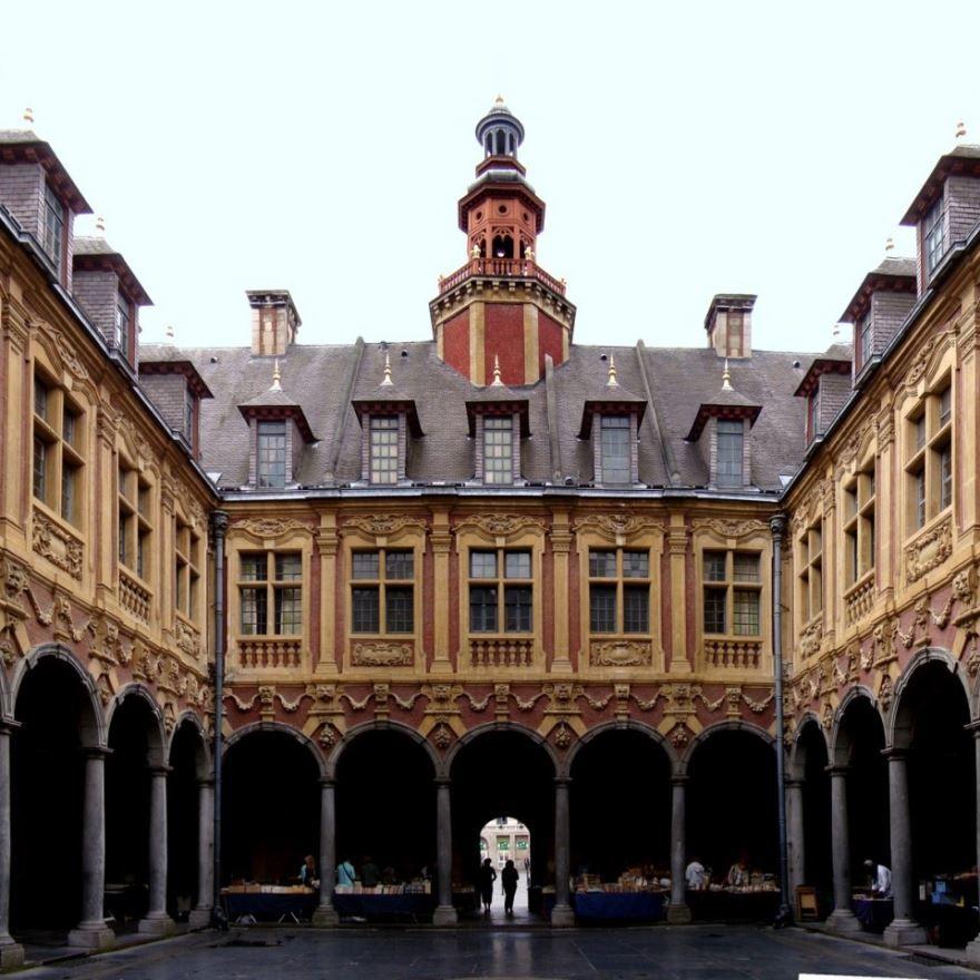 Фото города Лилль Франция