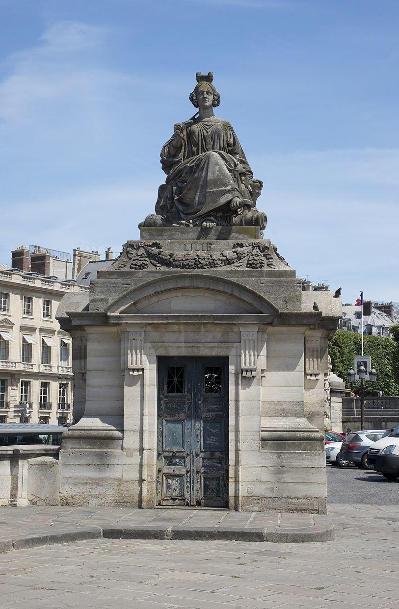 Фото достопримечательности города Лилль Франция