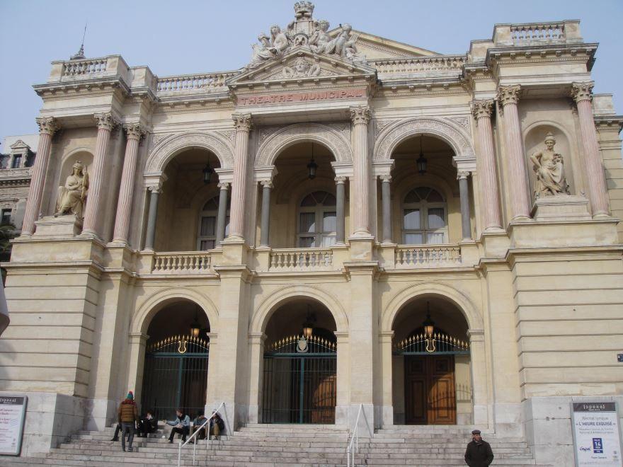 Оперный театр город Тулон