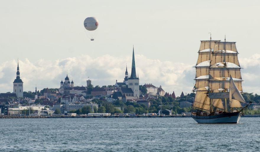 Смотреть красивое фото город Таллин 2019