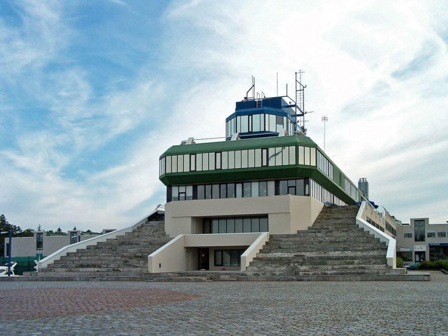 Олимпийский центр парусного спорта город Таллин