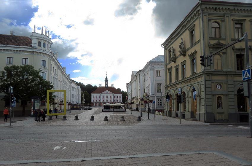 Старый город Тарту