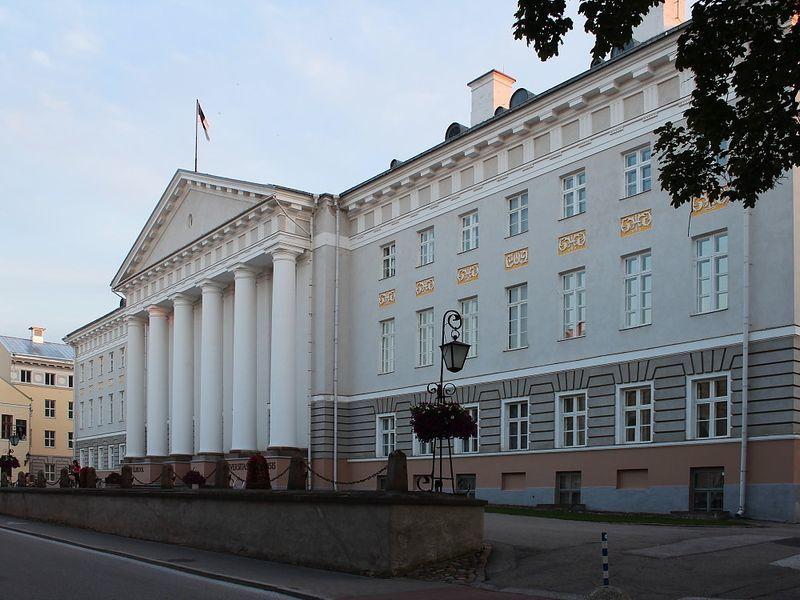 Университет город Тарту