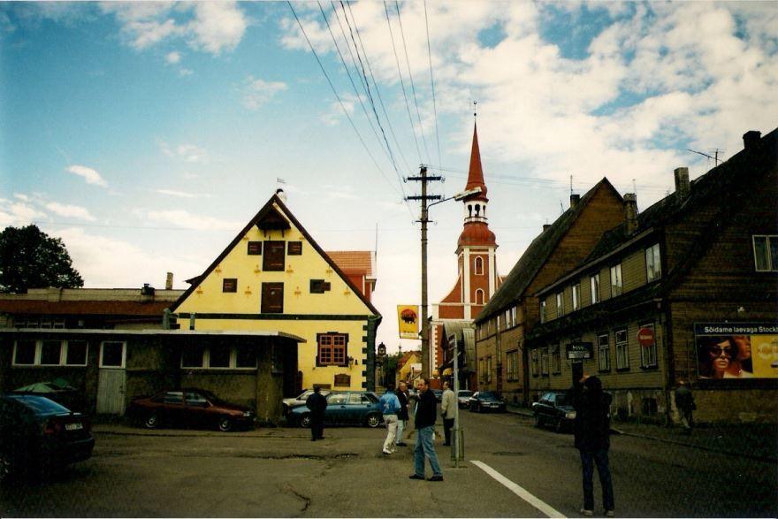 Фото города Пярну Эстония